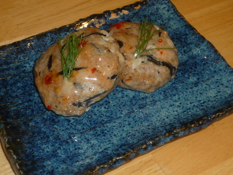 Turkey Niku Dango_served3