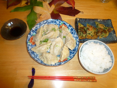 Suigyoza_meal photo