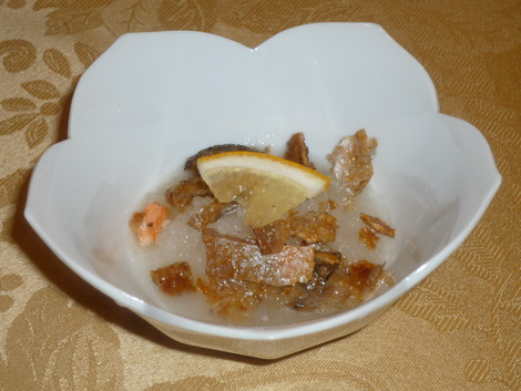 Daikon ororshi_Lemon_Salmon_arranged
