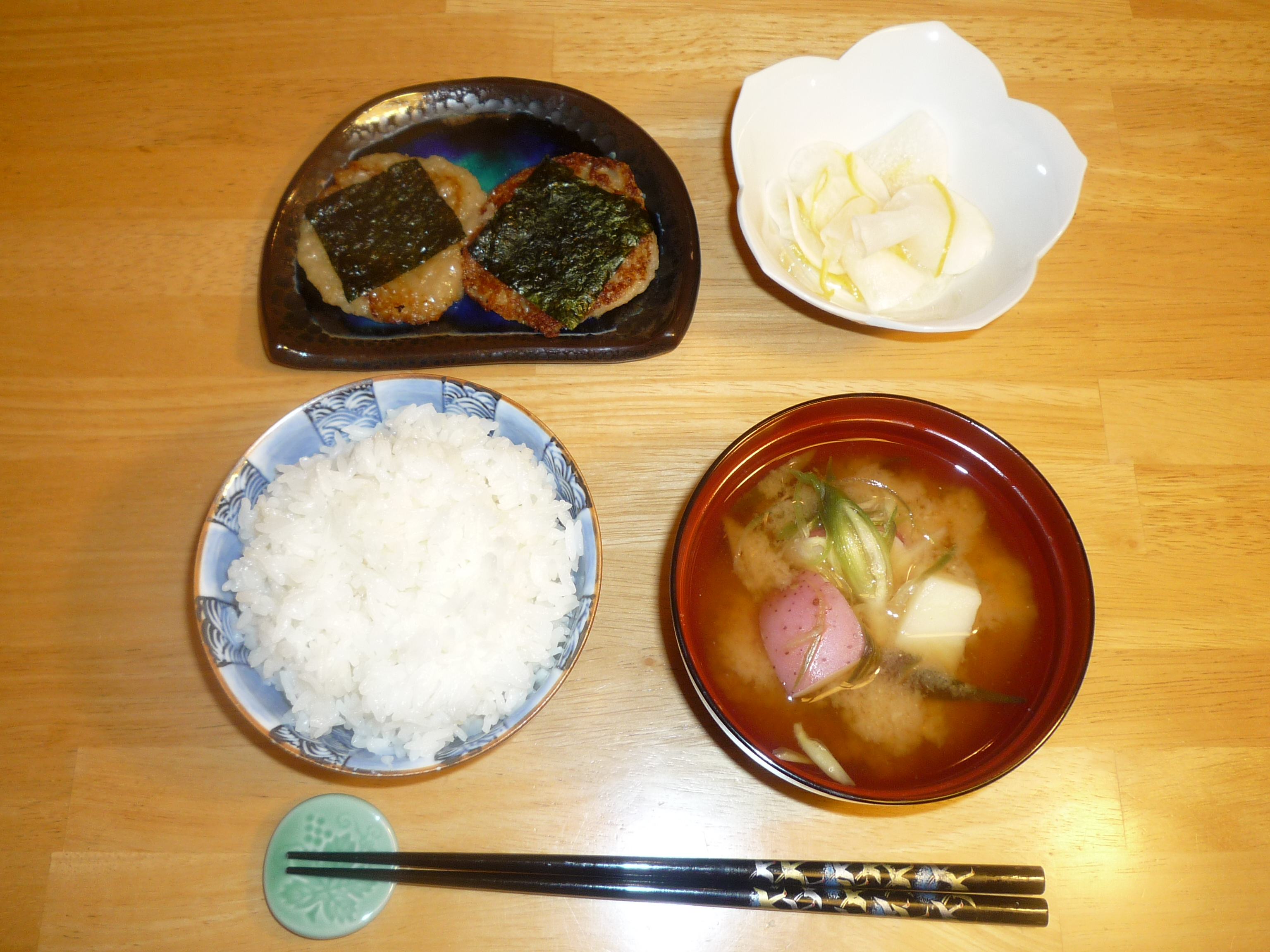 Okonomiyaki Sauce Vegan Build-a-Meal Nag...